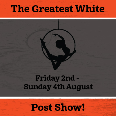 The Greatest White Post Show!