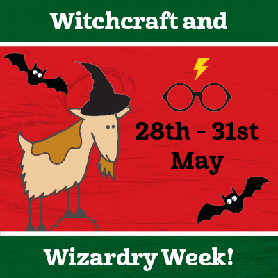 Witchcraft and Wizardry Week