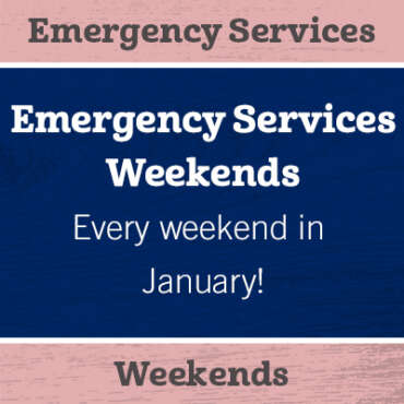 Emergency Services Weekends