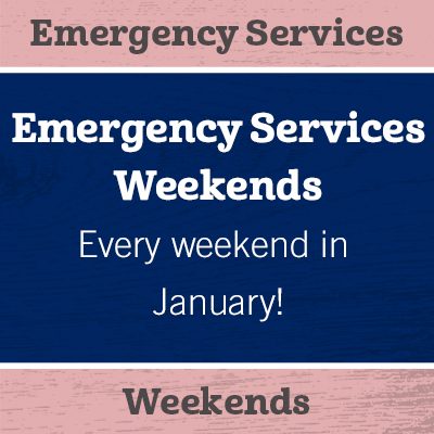 Emergency Services Weekends