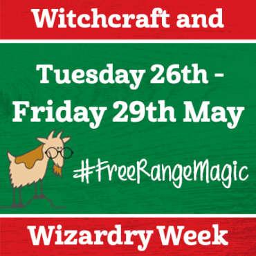 Witchcraft & Wizardry Week