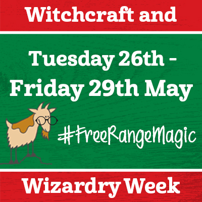 Witchcraft & Wizardry Week